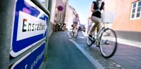 Ny cykelring i Helsingør