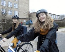 Sund og cykelvenlig skolevej