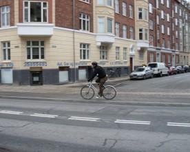 Kantstenen er vejen frem for de norske cyklister