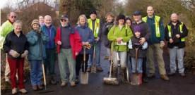 3.000 frivillige vedligeholder de britiske cykelruter