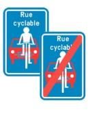 Så fik Belgien også indført Cykelgader
