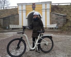 Elcykler hitter i Europa