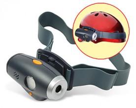 Kamera på cykelhjelmen kan dokumentere trafikulykker