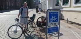 Ny Cykelgade i Næstved
