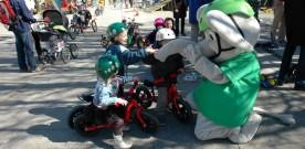 Ti byer får permanente cykellegebaner