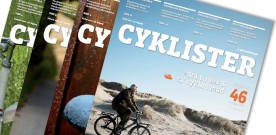 Følg med i bladet Cyklister