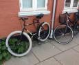 Cykeltyverier i danske kommuner