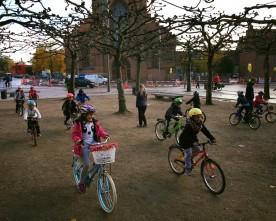 Odense – Årets Børnecykelkommune 2016