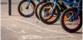 Cykelleg i Odense