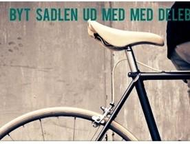 Delebil, hvis du helst vil cykle