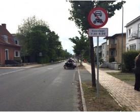 Bilfri zoner ved skoler
