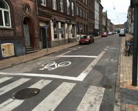 Cykelvenlig infrastruktur