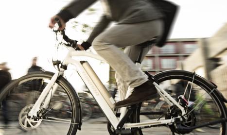 Test en elcykel – resultater