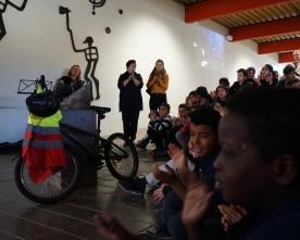 Årets cykelskole 2017 – Abildgårdskolen i Odense