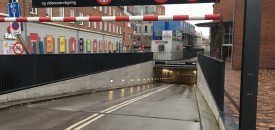 På cykel under Odense