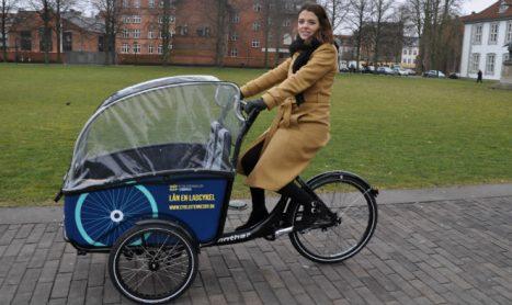Cykelbiblioteket i Odense