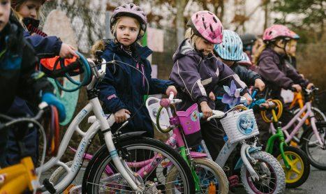 Cykelleg – ikke kun for børn