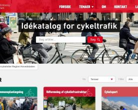 Nyt Idékatalog for cykeltrafik