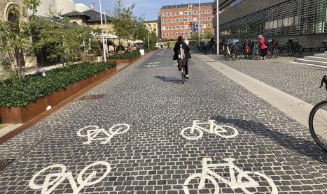 Faktaark om cykeltrafik